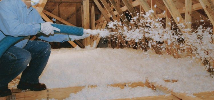 common types of home insulation